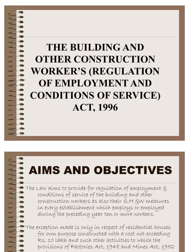 BOCW_Act | Scaffolding | Elevator