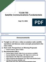 53437225 Satellite Comm Fundamentals