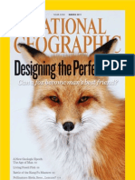 National Geographic Magazine 2011 March