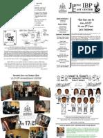 CPS-JE Leaflet #2 Oct 2009