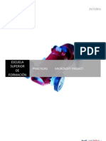 Manual de Practicas Project