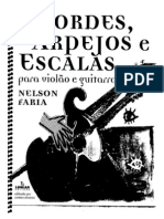 Nelson Farias - Acordes Arpejos e Escalas
