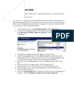 BDC Oracle and SSO