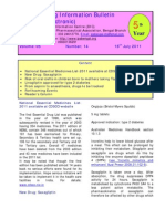 Drug Information Bulletin, 14 _05