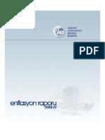 TCMB Enflasyon Raporu 2008 IV