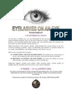06 - Eyelashes on an Eye