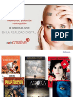Información, proteccion y Auto Gestión de Derechos de Autor en La Red