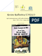 Revista Redbioetica N° 3