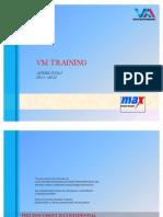 VM Training Module Delhi[1]
