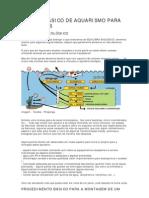 Manual básico de aquarismo para iniciantes