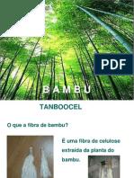 fibra de bambu