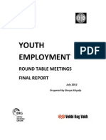 TOG Youth Employment Research