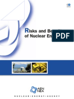 Nuclear Development Risks and Benefits of Nuclear Energy
