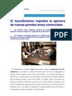 28-07-11 Nota ALCALDÍA_Federación de Autónomos