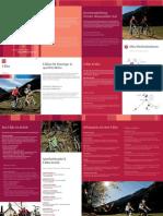 Ötztal E-Bike Folder 2011