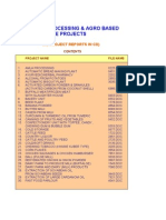 Industrial Project Report/DPR.