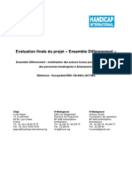 Evaluation Handicap International Mada 2011 PDF