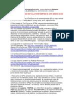 Manual de Instalación de TomTom en GPS ARGOS II_By Redspider