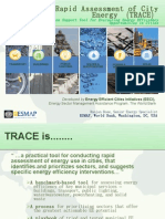 ESMAP TRACE Presentation 07262011