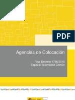Instrucciones Agencias Colocacion