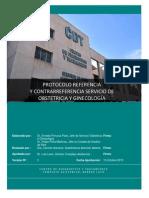Protocolo Ginecología y Obstetricia. CABL