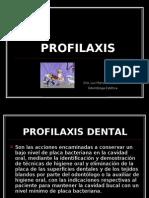 Profilaxis Sellantes y Fluor