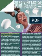 Dosier de Prensa Viñetas 2011