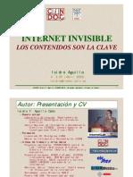 1 Internet Invisible 2003