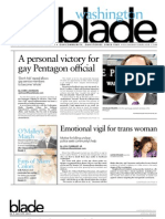 washingtonblade.com - volume 42, issue 30 - july 29, 2011