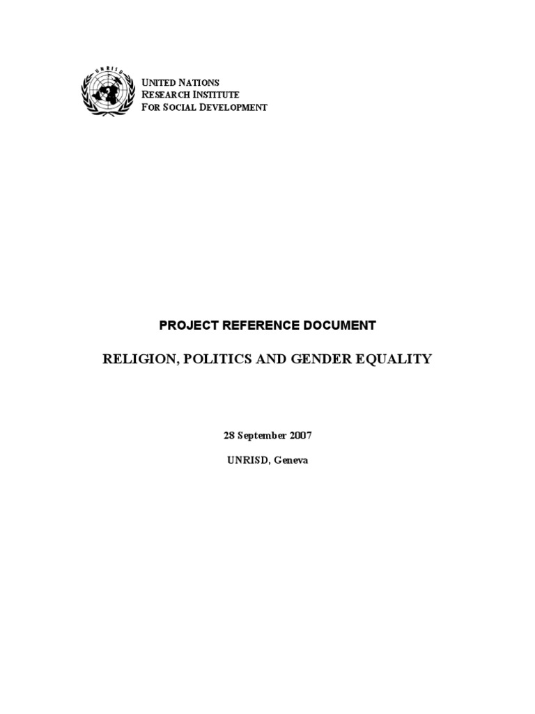 Sexual equality and discrimination kymlicka