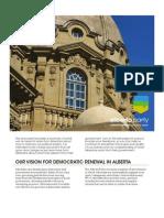 Democratic Policy Brief
