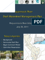 Power Point Presentation Pequonnock River Watershed Management Plan Power Point Presentation