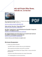 Control Factor - Was Dein Handy Mit Project Blue Beam Zu Tun Hat