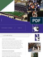 2011-12 Northwestern Media Kit