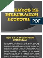 EXPOSICION INTEGRACION ECONOMICA