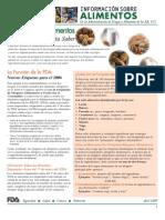 FDA Alergenos