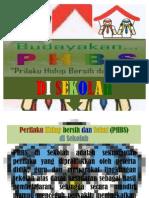 Prosentasi Phbs Di Sekolah