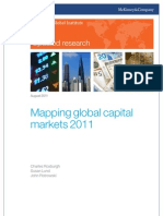 McKinsey's Mapping Global Capital Markets 2011