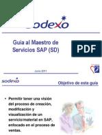 SAP Maestro Servicios v2