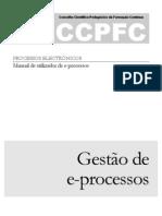 Manual e Processos