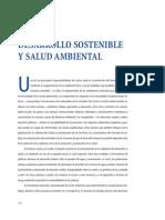 Desarrollo Sostenible y Salud Ambiental