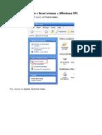 Créer un «favori réseau» (Windows XP)