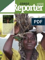 Vredeseilanden Congo Reporter