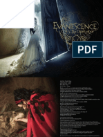 [Digital Booklet] Evanescence - The Open Door