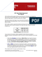 Scoggins Report - July 29 2011 - July Scorecard Final