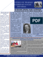 Boletín Informativo Nº 85