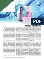 #1 011 Water Purifiers
