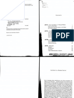 Deleuze - Negotiations - Letter