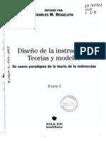 DISEÑO DE LA INSTRUCCION. CHARLES REIGELUTH