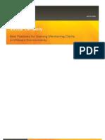Nimsoft Gaining Monitoring Clarity VMware Environments